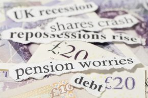This April a pension storm is forecast