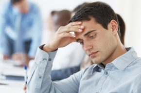 What was the most voted cause of stress in the workplace?