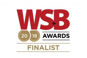Secondsight and Mybenefitsatwork finalists at the WS&B awards