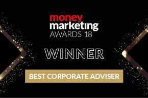 Secondsight, Best Corporate Advisers – why we won