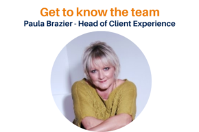 Get to know the team – Paula Brazier