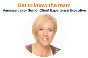 Get to know the Secondsight team  – Vanessa Lake