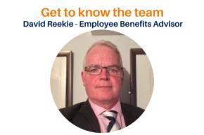 Get to know the Secondsight team – David Reekie