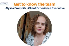 Get to know the Secondsight team – Alyssa Promnitz